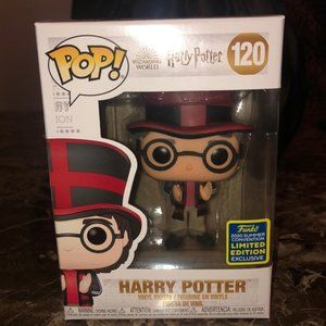 Funko Pop 2020 SDCC Harry Potter at World Cup